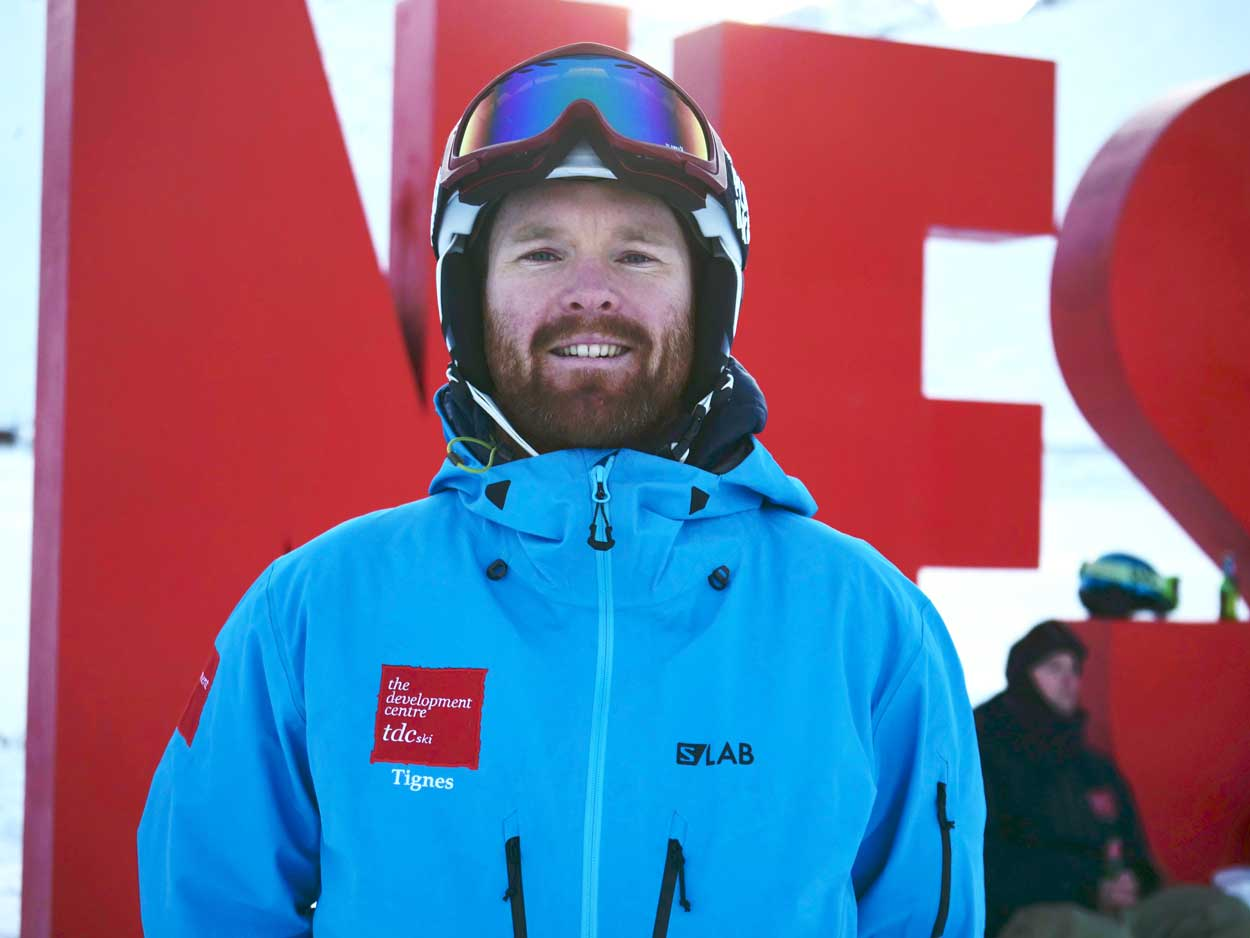 Charlie Chadwick Ski Instructor image of