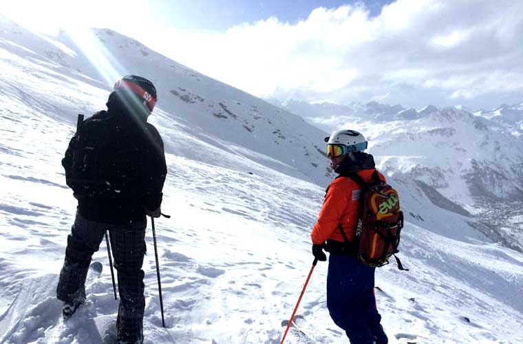 Adult Private Lessons in Tignes image of