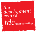 The Development Centre Snowboard School Logo