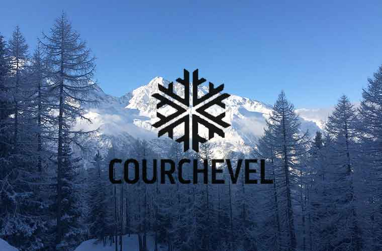 Courchevel ski school link image of