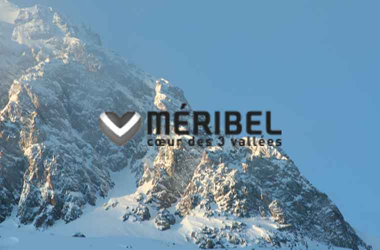 Meribel ski school link image of
