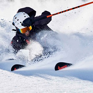 ALL MOUNTAIN SKIING  in courchevel image of