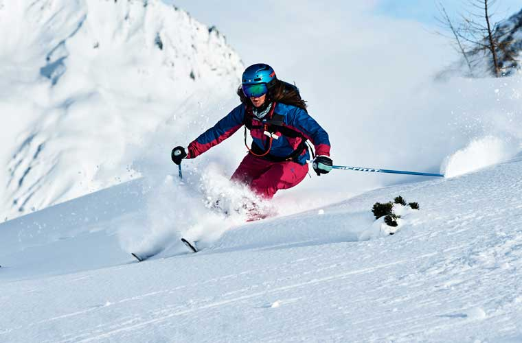Private Lessons in Tignes image of
