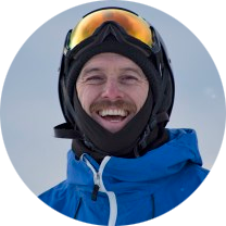 Rhys Jones Snowboard Instructor image of