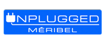 Meribel Unplugged logo
