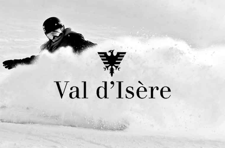 Val d'Isere Snowboard School link image of